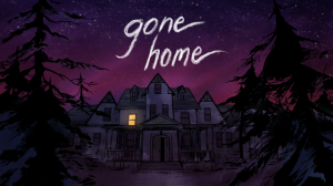 """Gone Home"" is one the few games to feature a LGBT relationship."
