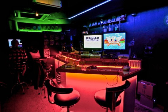 Image result for Video Game Bar